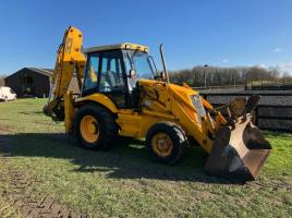 JCB 3CX SITEMASTER PROJECT 12 4WD BACK HOE DIGGER