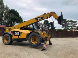 CATERPILLER TH414 TELEHANDLER * YEAR 2012 * ONLY 4433 HOURS * SEE VIDEO *
