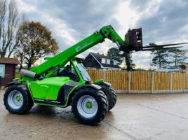 MERLO PANORAMIC P32.6 PLUS TELEHANDLER *YEAR 2013 , AG-SPEC * SEE VIDEO *