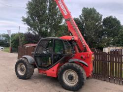 MANITOU 735 - 120 TELEHANDLER ( YEAR 2006 ) ( PLEASE SEE VIDEO )
