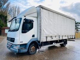 DAF 45.140 CURTAIN SIDE LORRY * YEAR 2007 *