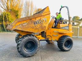 THWAITES 9 TON DUMPER * YEAR 2013 * C/W PERKINS ENGINE