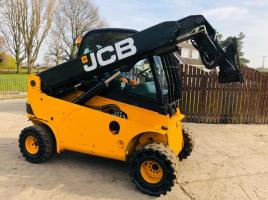 JCB TLT35D 4WD TELE-TRUCK * YEAR 2012 ONLY 5223 HOURS *