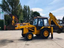 JCB 3CX PROJECT 7 BACK HOE DIGGER C/W PROJECT 8 BACK END