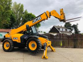 JCB 535-140 HI VIZ TURBO TELEHANDLER *YEAR 2015* ONE OWNER FROM NEW * SEE VIDEO *