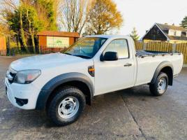 FORD RANGER 4WD SINGLE CAB PICK UP * YEAR 2011 * MOT OCTOBER 2021 *