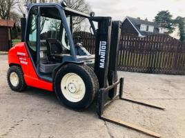 MANITOU MS125D BUGGIE SCOPIC * PLEASE SEE VIDEO *