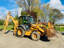 CASE 590 SUPER R BACKHOE DIGGER *ONLY 5355 HOURS* C/W EXTENDING DIG