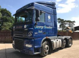 DAF XF 105.460 TRACTOR UNIT ( YEAR 2013 )