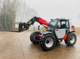 MANITOU 627 AG-SPEC TELEHANDLER * YEAR 2013 , ONLY 3441 HOURS *