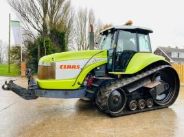 CLAAS CHALLENGER 45 TRACKED TRACTOR * ONLY 6992 HOURS * C/W FRONT LINKAGE
