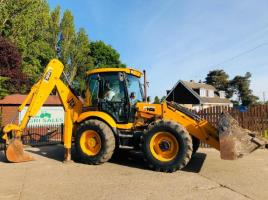 JCB 4CX PROJECT 21 SITEMASTER BACKHOE DIGGER * YEAR 2009 *