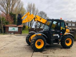 JCB 531-70 TELEHANDLER * YEAR 2013 * ONLY 2782 HOURS *