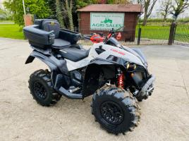 CAN-AM RENERGADE 570CC 4X4 QUAD BIKE * ROAD REGISTERED 67 PLATE  *