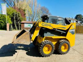 GEHL 4640 POWER 2 SKIDSTEER 3137 HOURS * YEAR 2014 *