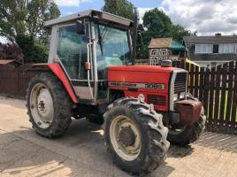 MASSEY FERGUSON 3065 4WD TRACTOR ( PLEASE SEE VIDEO )