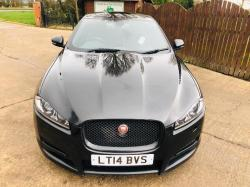 JAGUAR XF 2.2L R SPORT CAR * YEAR 2014 *