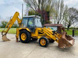 JCB 3CX PROECT 7 BACK HOE DIGGER C/W PROJECT 8 BACK END