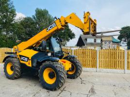 JCB 535-95 AGRI PLUS 9 1/2 METER TELEHANDLER * YEAR 2014 * PLEASE SEE VIDEO *