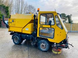 SCARAB MINER ROAD SWEEPER * SPARES AND REPAIRES *