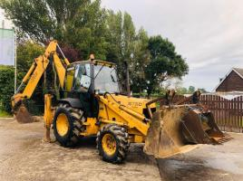 FORD NEW HOLLAND 675DA BACK HOE DIGGER C/W EXTENDING DIG