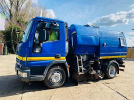 IVECO ML100E18K * YEAR 2008 * JOHNSTON ROAD SWEEPER