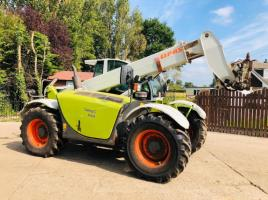CLAAS TARGO K50 TELEHANDLER * YEAR 2006 * C/W PICK UP HITCH