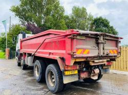 FODEN 400 TIPPER LORRY C/W AGGREGATE BODY