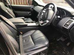 LAND ROVER DISCOVERY 3L TURBO DIESEL 2017