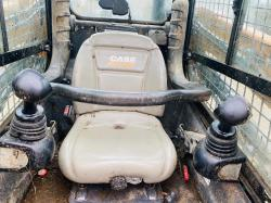 CASE SV185 SKIDSTEER * YEAR 2012 , ONLY 2320 HOURS * C/W BUCKET