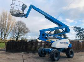 NIFTY HR18 4X4 ACCESS PLATFORM * YEAR 2007 * READING 836 HOURS