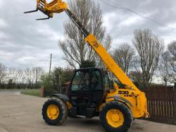 JCB 530-70 SUPER TELEHANDLER ( YEAR 2002 )