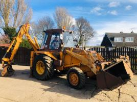 CASE 580G CONSTRUCTION KING DIGGER C/W EXTENDING DIG