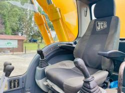 JCB JS160LC HIGH RISE CABIN EXCAVATOR