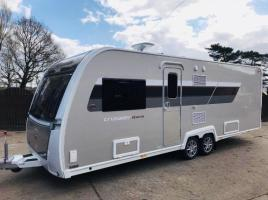 ELDIS CRUSADER STORM CARAVAN YEAR 2019 * ONE OWNER FROM NEW *
