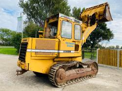 LIEBHERR LR627B TRACKED DROTT C/W FOUR IN ONE BUCKET