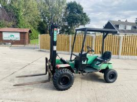 AUSA CE-11 ROUGH TERRIAN FORKLIFT