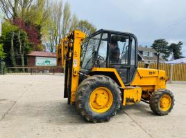 JCB 930 CONTAINER SPEC FORKKLIFT C/W SIDE SHIFT