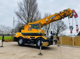 KATO KR22H MOBILE CITY CRANE * YEAR 2002 * C/W 6 X PUSH OUT BOOM * VIDEO *