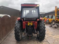 CASE 785 4WD TRACTOR CW QUICKE 3301E LOADER * ONLY 4141 HOURS *