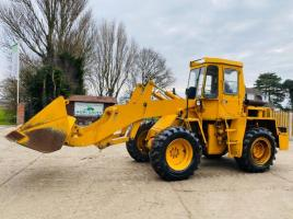 BRAY LOADING SHOVEL HIGH REACH C/W BUCKET