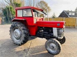 MASSSEY FERGUSON EBRO 157 TRACTOR C/W CABIN * MADE IN SPAIN *