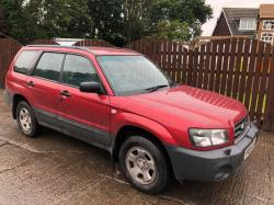 SUBARU FORESTER 2.0 X 4WD ( YEAR 2005 )