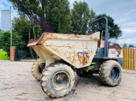 TEREX TA9 DUMPER * YEAR 2014 * SPARES AND REPAIRS FIRE DAMAGE *