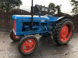 FORDSON POWER MAJOR TRACTOR