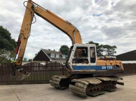 DAEWOO DH170 TRACKED EXCAVATOR