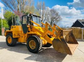 JCB 410 LOADING SHOVEL C/W MITCHELIN TYRES ALL ROUND