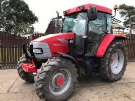 MCCORMICK CX105 EXTRA SHIFT TRACTOR ( ROAD REG 2007 ) * ONLY 4021 HOURS *