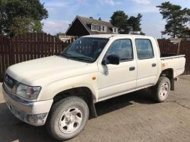 TOYOTA HILUX 280 DOUBLE CAB PICK UP