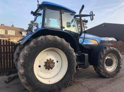 NEW HOLLAND TM190 4WD TRACTOR